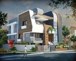 New Home Design Modern Contemporary Exterior Thiết Kế Nhà - New modern home designs