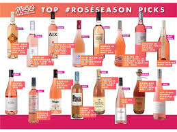 best wines for summer it u0027s rosé season molly u0027s spirits