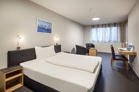 Schlafzimmerm El Ch Aparthotel In Aarau Neue Und Moderne Apartments
