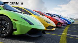 forza motorsport 6 wallpapers microsoft and turn 10 studios reveal forza motorsport 6
