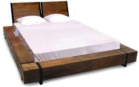 Bed Frame No Headboard Wood Platform Bed Frames A King Platform Bed Frame With Headboard