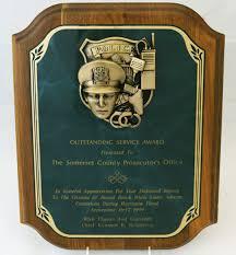 retirement plaques retirement plaques officer service plaques