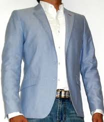 light blue jacket mens how would you wear a blue jacket men s fashion for less