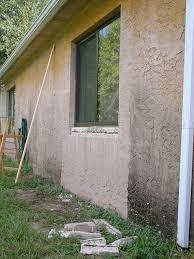 replacement of window sill on block exterior wall kurt u0027s blog