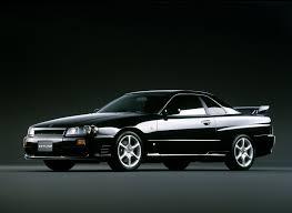 nissan skyline r34 years nissan skyline r34 25gt turbo coupé 1998
