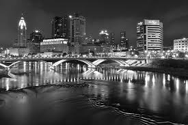 photographers in columbus ohio columbus ohio black and white photograph by frozen in time