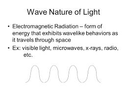 is light a form of energy chapter 5 electrons in atoms wave nature of light electromagnetic