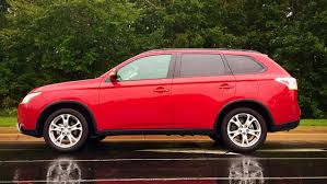 mitsubishi outlander sport 2014 red 2015 mitsubishi outlander se s awc review get in my mouf