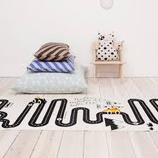 teppich kinderzimmer teppich adventure rug
