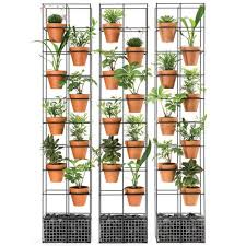 Wall Gardening System by Vertical Garden Green Wall Screen Outdoor Indoor Plant System Barons