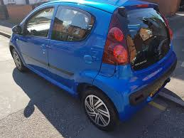 peugeot 107 1 0 active 5dr manual for sale in crewe streetcars