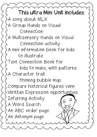 thanksgiving activities 1st grade first grade wow historical figures mlk and inventors