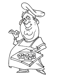 pizza coloring sheets printable pizza coloring pages 17891