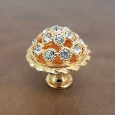aliexpress com buy gold crystal cabinet knobs with shiny diamond aliexpress com buy gold crystal cabinet knobs with shiny diamond kitchen hardware drawer pulls furniture dresser handles jewelry box knob pack of 6 from