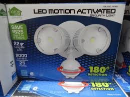 outdoor security lights with motion sensor led motion activated security light