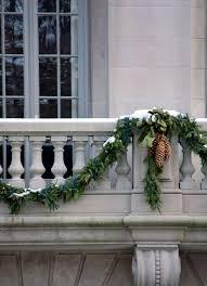 balkon pavillon der balkon für weihnachten verzieren 20 ideen inspirieren