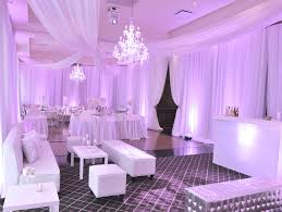 paradise banquet hall vaughan on prince room birthday party paradise banquet and convention centre vaughan on love the all white decor with purple backlighting