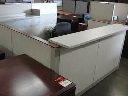 Modular Reception Desk Modular Reception Desk 8397 New And Used Office Furniture In Los