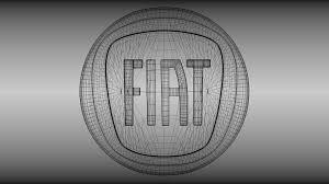 logo chevrolet 3d fiat logo 3d model cgtrader