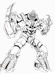 megatron coloring pages transformers coloring pages download and print transformers