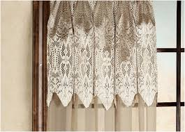 Priscilla Curtains With Attached Valance Priscilla Curtains With Attached Valance Lovely Coffee Tables E