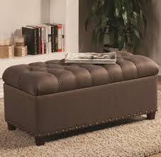 Foot Of Bed Bench With Storage Bedroom Design Amazing Long Bedroom Bench Tufted Storage Bench