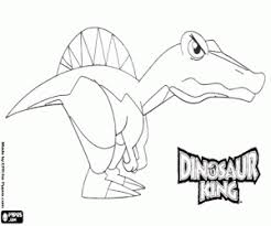 dinosaur king coloring pages printable games