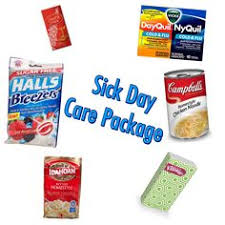 care package sick care packages for college students sick day basket sick college