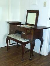 Vintage Style Vanity Table Antique Vanity Table Ebay