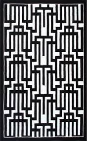 Black And White Throw Rugs 174 Best Black And White Images On Pinterest Black And White