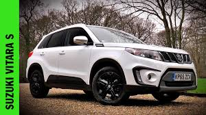 suzuki suzuki vitara s boosterjet review youtube