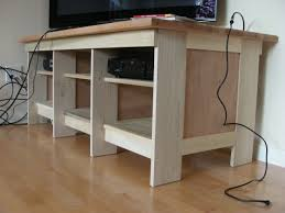 how to build a tv cabinet free plans plans carports detached built in mudroom bench plans build a tv