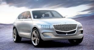 hyundai genesis suv york auto unveils hyundai genesis gv concept the south