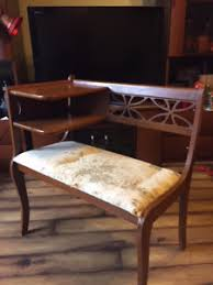 Antique Telephone Bench Antique Telephone Table Buy U0026 Sell Items Tickets Or Tech In