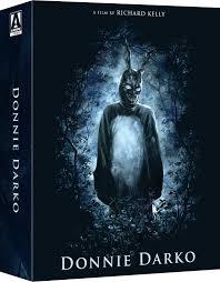 box art and bonus features for u0027donnie darko u0027 4k limited edition
