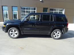 pre owned jeep patriot pre owned 2013 jeep patriot sport utility in edmonton 13l9842
