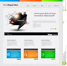 web design templates web design template royalty free stock photography image 24200857