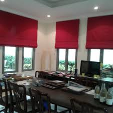 Roman Blinds Dubai Al Barsha Curtains And Blinds Made To Measure Blinds Supply And
