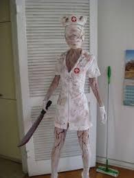 Silent Hill Nurse Halloween Costume Silent Hill Cosplay Nurse Cosplay Silent Hill