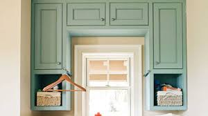 Where To Buy Laundry Room Cabinets by 10 Ways To Organize The Laundry Room Southern Living