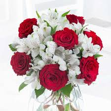 christmas flowers christmas flowers free delivery pop up vase flying flowers