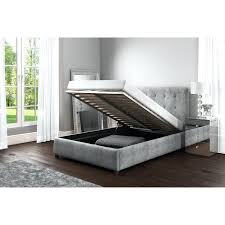 Ottoman Beds Argos Ottoman Bed Guest Sleeper Fabric Bedroom Bench