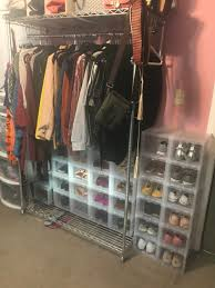 everything in it u0027s place u2026 organizing the closet for a new season