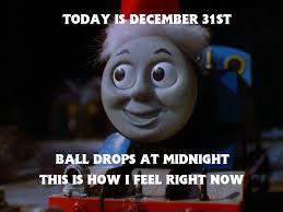 December Meme - thomas december 31st meme by zachmanawesomenessii on deviantart