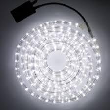 150 led cool white rope light spool 12 inch 120 volt