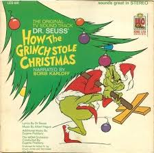 how the grinch stole original soundtrack lp by thurl