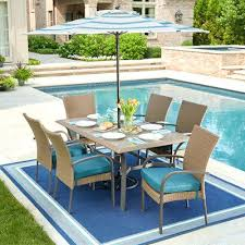 Patio Chair Pads by Turquoise Patio Furniture U2013 Bangkokbest Net