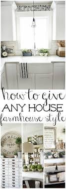 farmhouse kitchen decor ideas diy farmhouse kitchen decor gpfarmasi bf71630a02e6