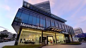 mercedes showroom mercedes benz malaysia and hap seng star launch new showroom in