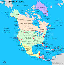 map of america america political map political map of america